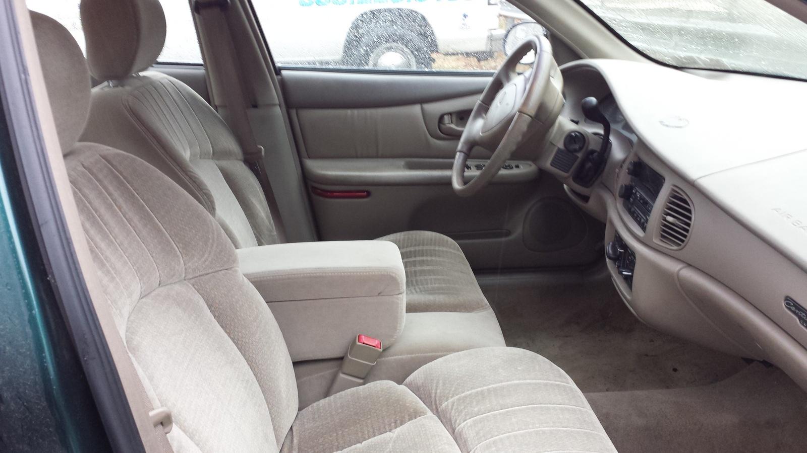 1992 Buick Roadmaster >> 2000 Buick Century - Pictures - CarGurus