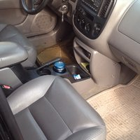 Picture of 2001 Ford Escape XLT AWD, interior, gallery_worthy