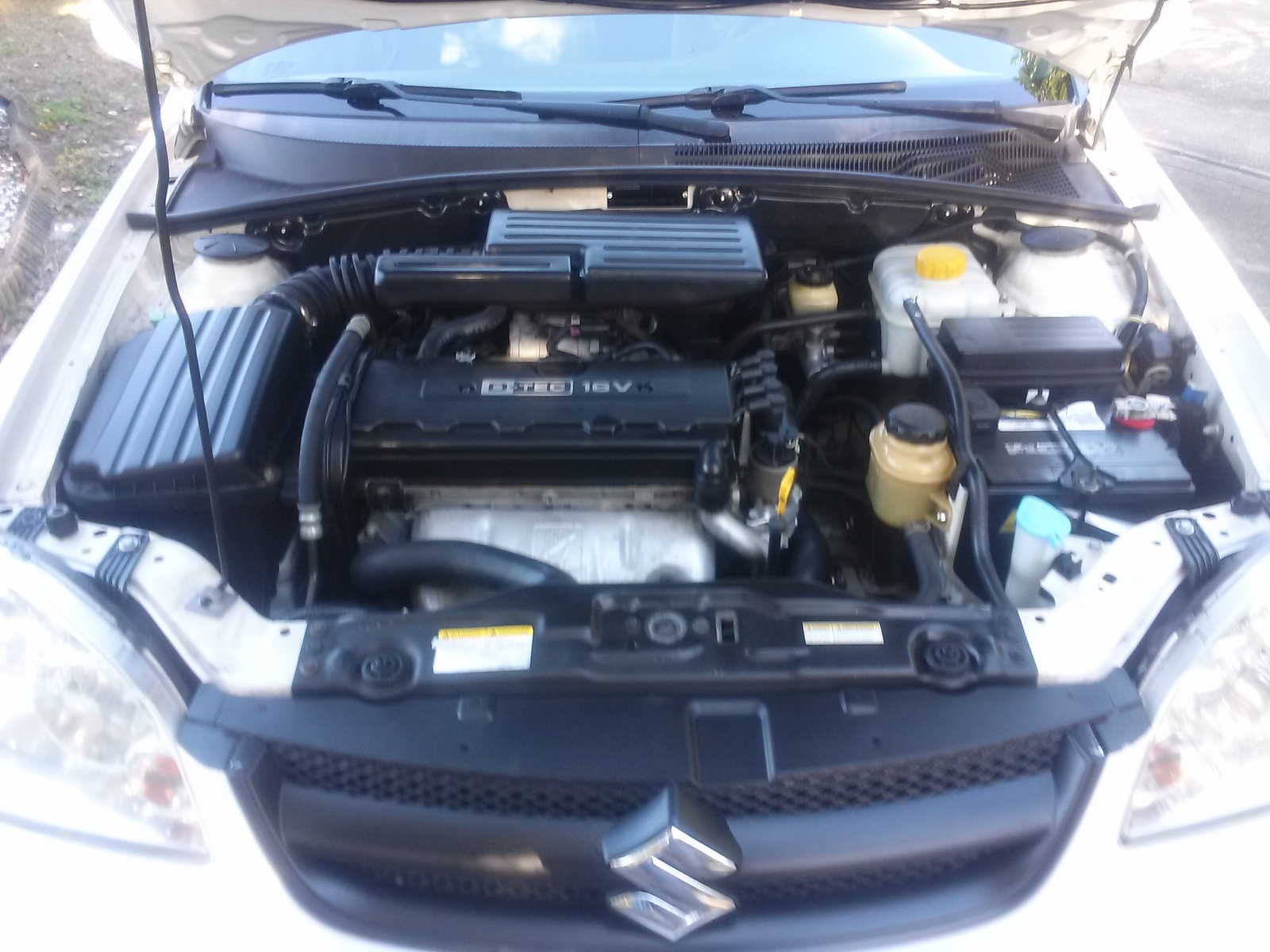 2006 Suzuki Forenza - Other Pictures