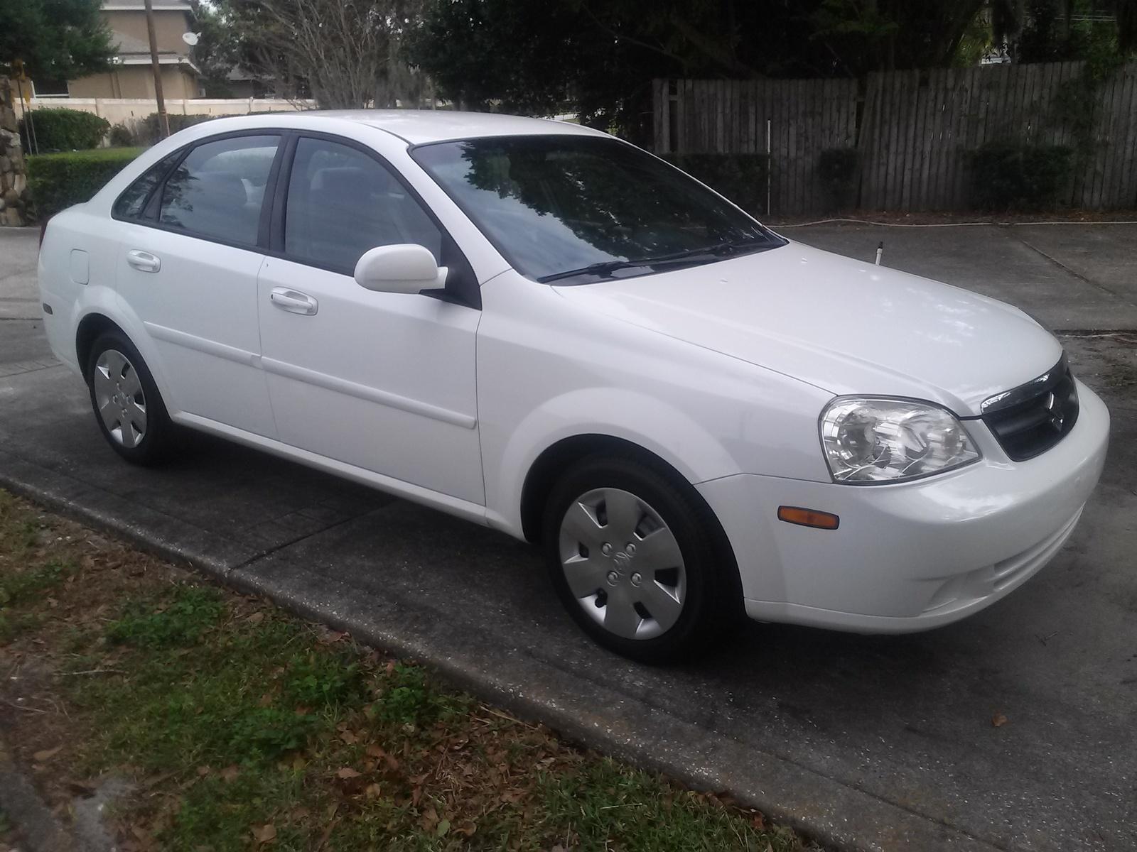 Suzuki Forenza User Reviews