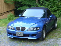 2000 BMW Z3 M Overview