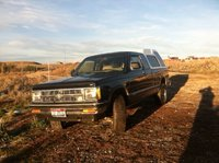 1992 Chevrolet S-10 Picture Gallery