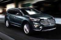 2014 Hyundai Santa Fe Picture Gallery