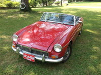 1963 MG MGB Overview