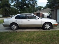 Picture of 1996 Nissan Maxima SE, exterior, gallery_worthy