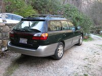 2001 Subaru Outback Overview