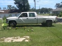 1999 Chevrolet C/K 3500 Crew Cab Long Bed 2WD picture, exterior