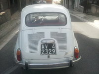 1967 FIAT 600 Overview