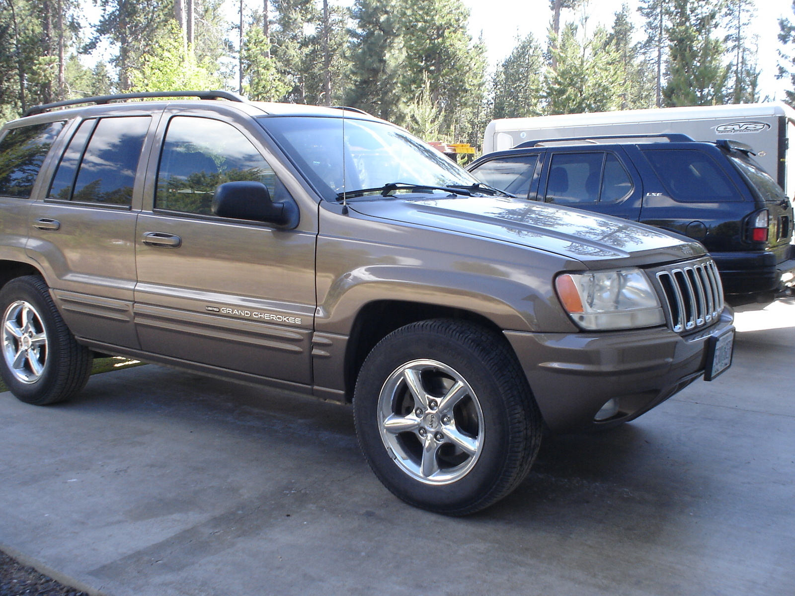 2002 Jeep Grand Cherokee Pictures Cargurus
