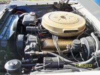 Picture of 1963 Ford Galaxie, engine