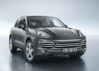 2014 Porsche Cayenne, Front-quarter view, exterior, manufacturer