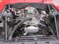 1980 Ford Mustang picture, engine