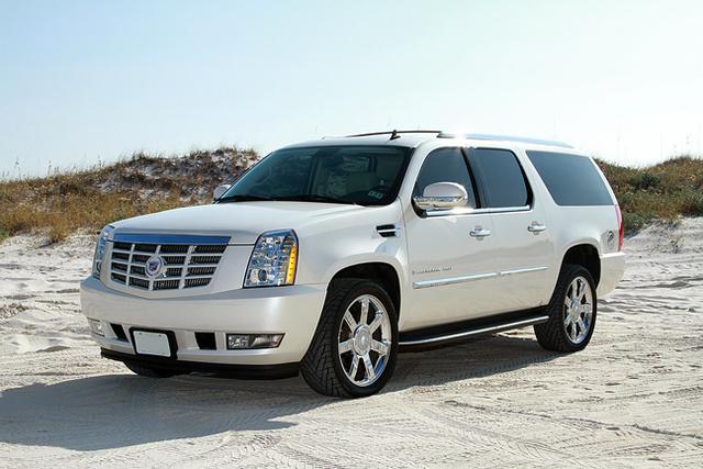 2008 Cadillac Escalade - Pictures - CarGurus