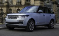 Land Rover Range Rover Overview
