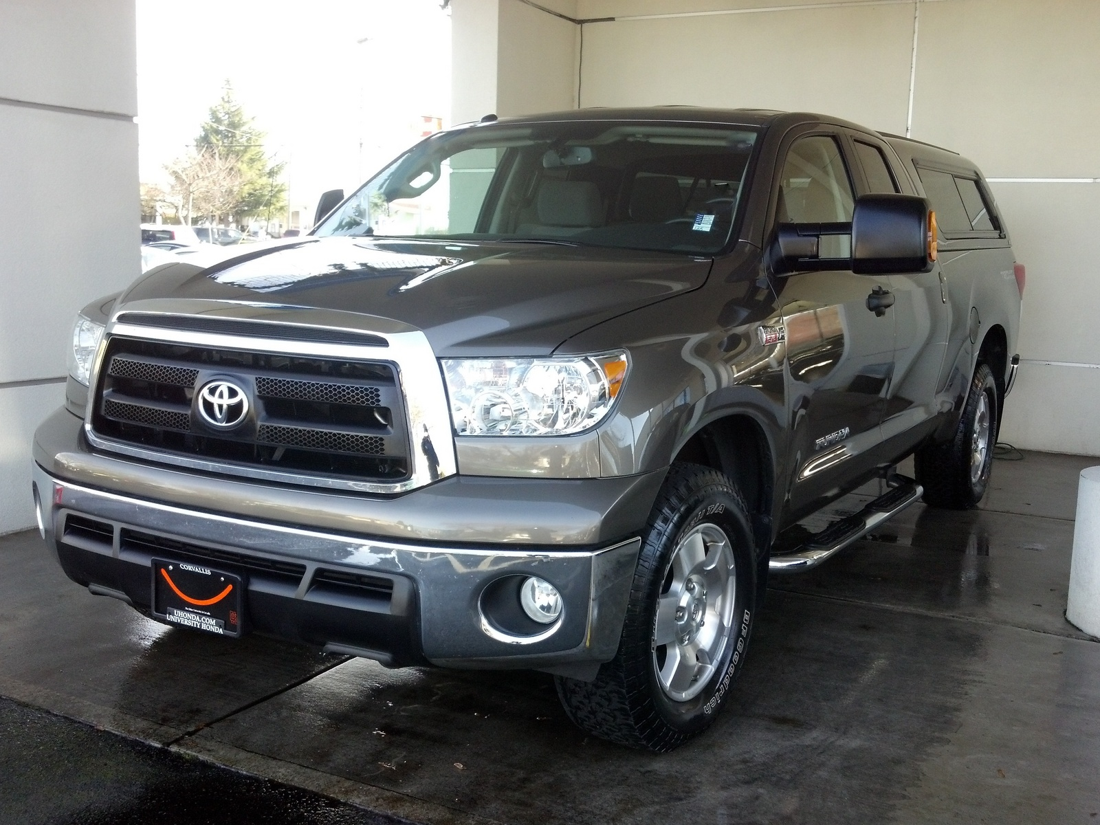 picture of 2012 toyota tundra limited double cab 5 7l v8 4wd exterior. Black Bedroom Furniture Sets. Home Design Ideas