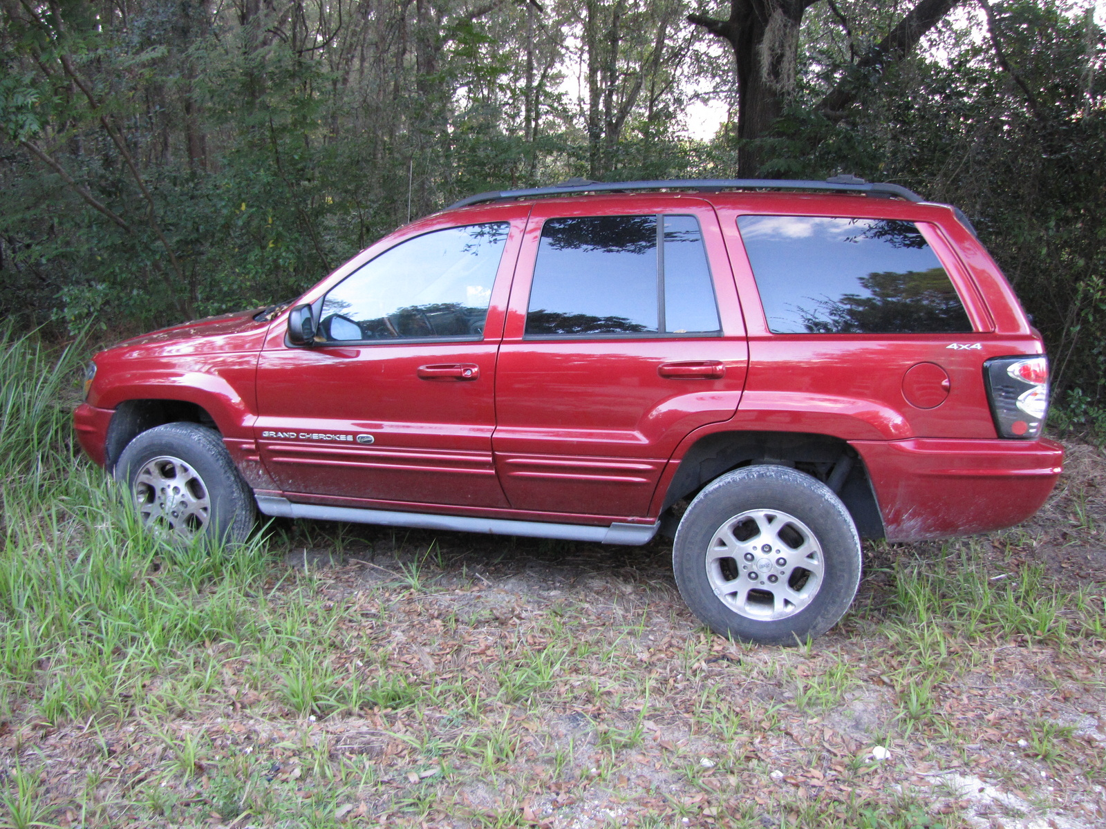 picture of 2003 jeep grand cherokee overland 4wd exterior. Cars Review. Best American Auto & Cars Review