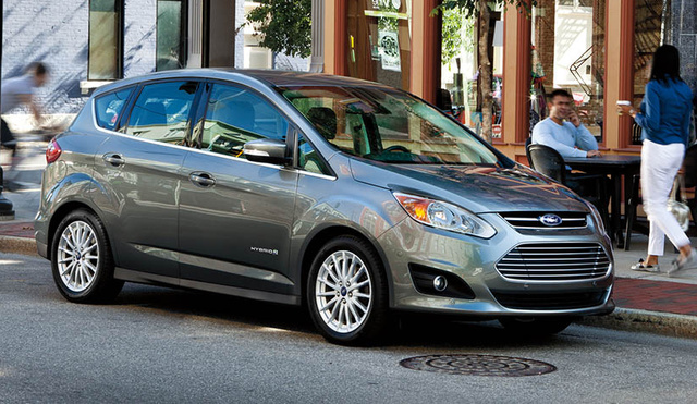 2014 ford c max overview cargurus. Black Bedroom Furniture Sets. Home Design Ideas