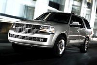 2014 Lincoln Navigator, Front-quarter view, exterior, manufacturer, gallery_worthy