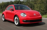 2014 Volkswagen Beetle, Front-quarter view, exterior, manufacturer