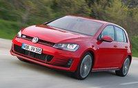 2014 Volkswagen GTI, Front-quarter view, exterior, manufacturer