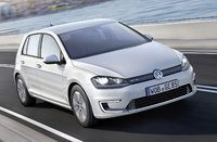 2014 Volkswagen Golf, Front-quarter view, exterior, manufacturer, gallery_worthy