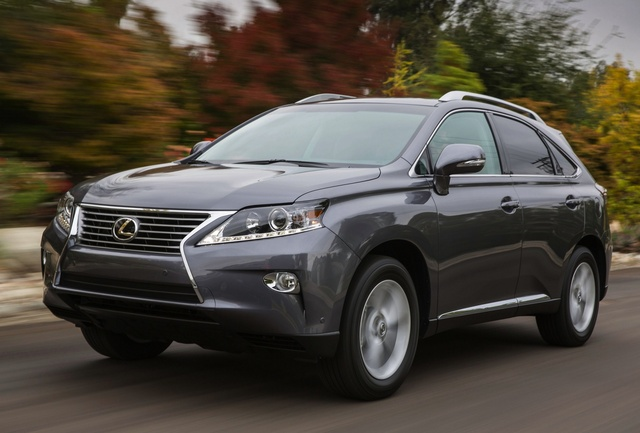 2013 Lexus RX350 Reviews and Rating | Motor Trend