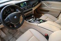 Picture of 2013 BMW ActiveHybrid 5 Sedan, interior