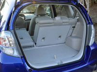 2014 Honda Fit EV cargo space, interior, gallery_worthy