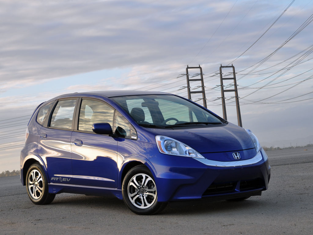 2014 Honda Fit Ev Test Drive Review Cargurus