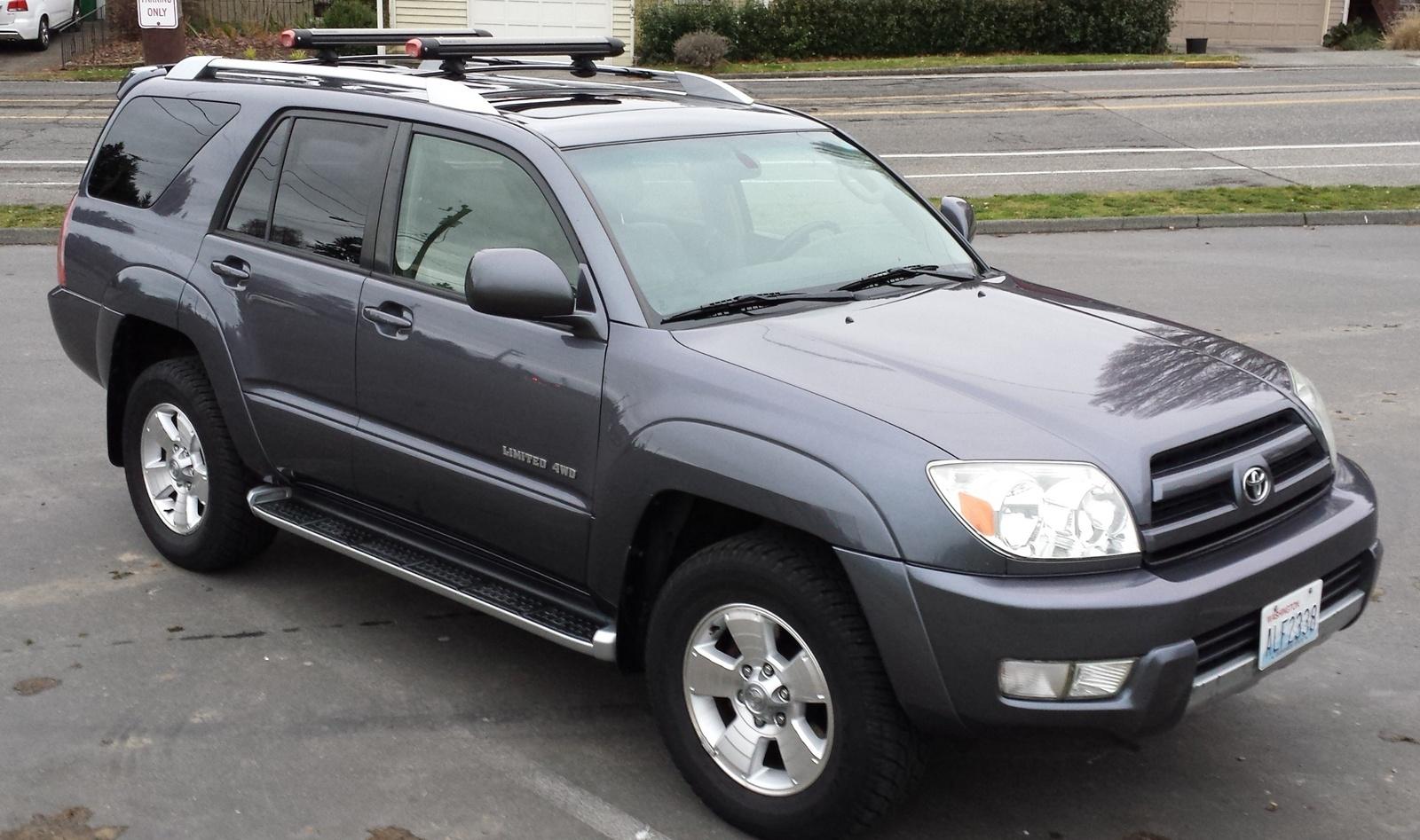 2003 Toyota 4runner Exterior Pictures Cargurus