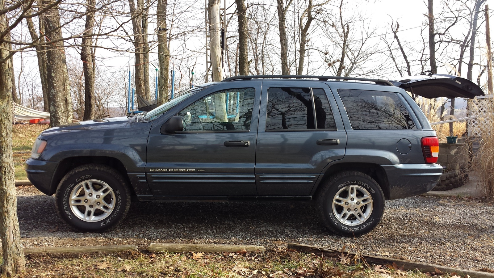 picture of 2002 jeep grand cherokee special edition 4wd exterior. Cars Review. Best American Auto & Cars Review