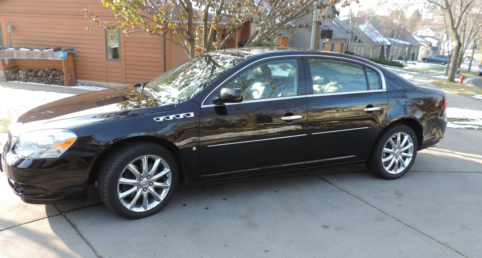 Buick Lucerne Cxs Pic on 2007 Buick Lacrosse Rate