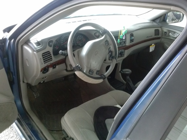 2003 Chevrolet Impala Pictures Cargurus
