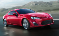 2014 Scion FR-S, Front-quarter view, exterior, manufacturer, gallery_worthy