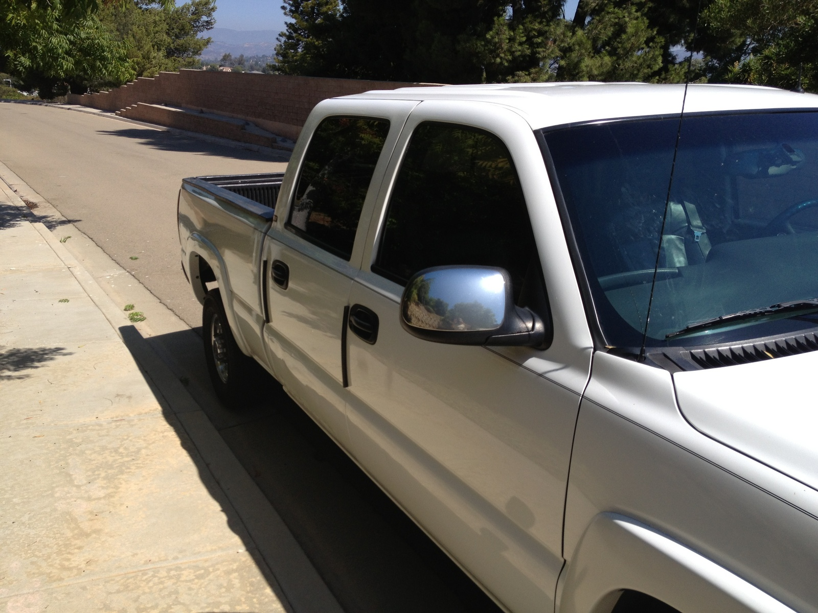 Picture of 2001 GMC Sierra 1500HD 4 Dr SLT Crew Cab SB HD