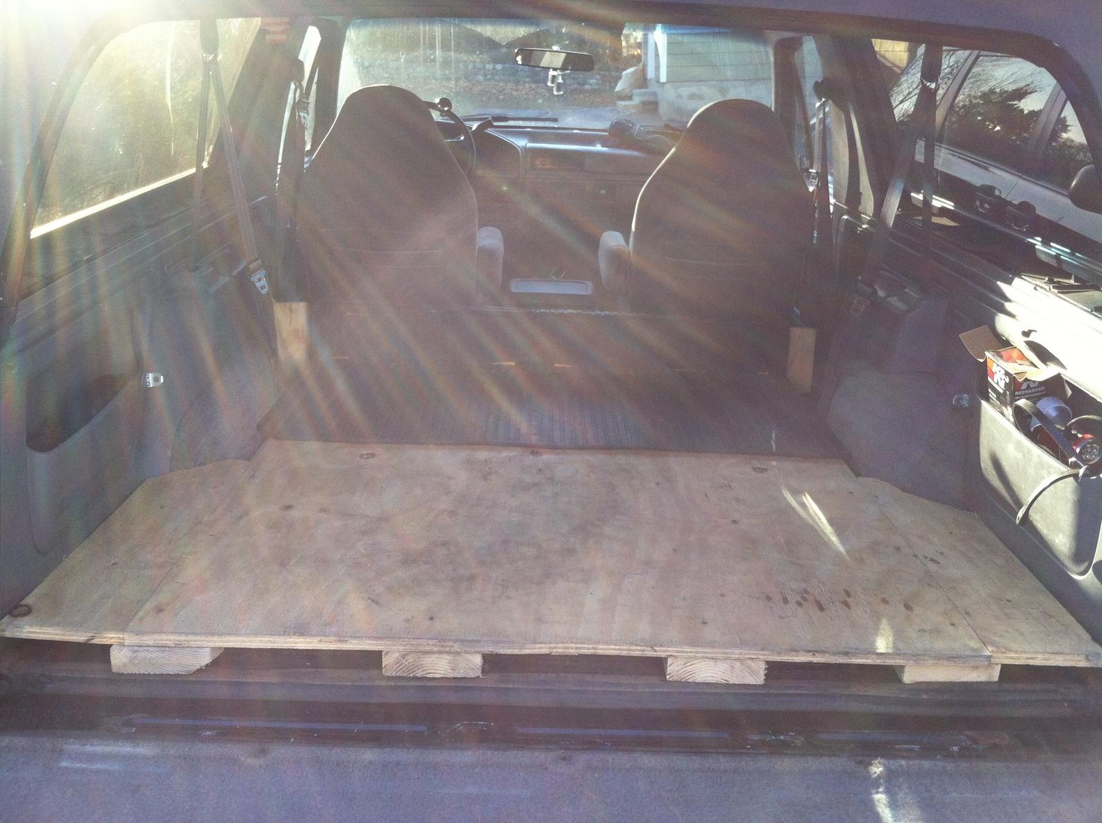 1995 Ford Bronco - Interior Pictures - CarGurus