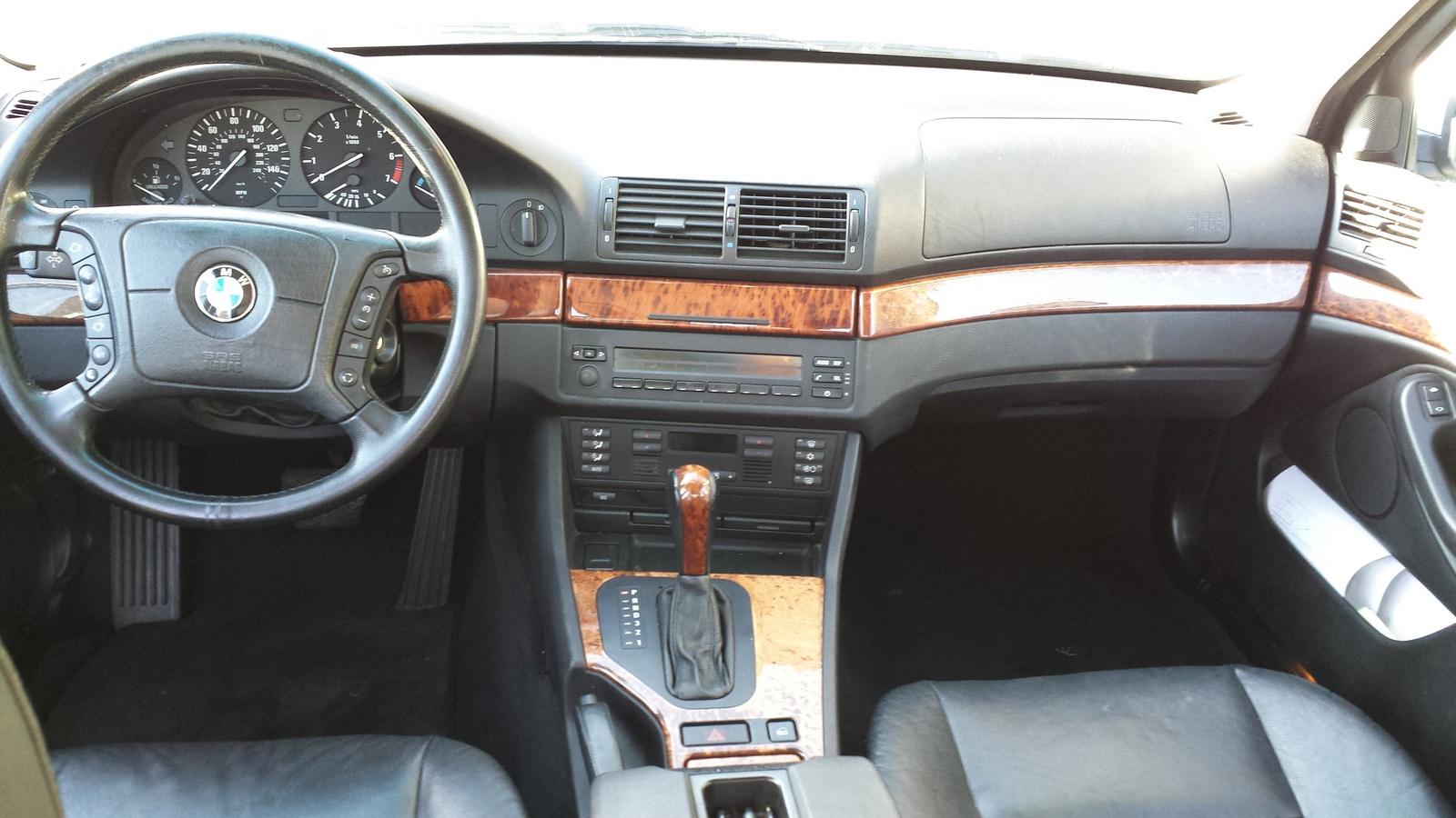 2000 Bmw 5 Series Interior Pictures Cargurus