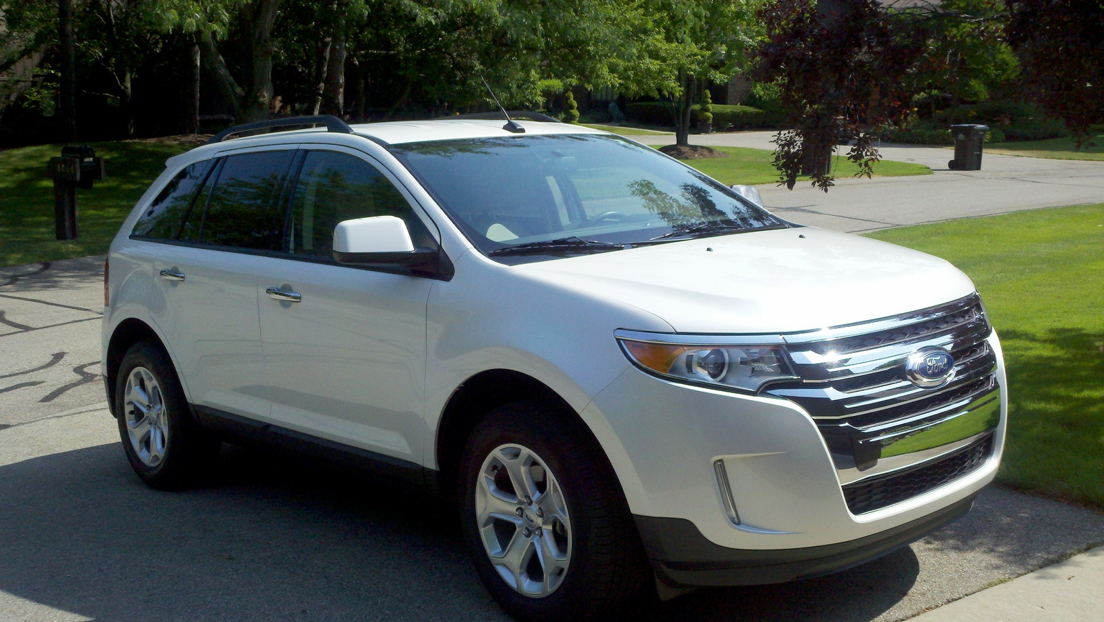 2014 Ford Edge Se >> 2011 Ford Edge - Pictures - CarGurus
