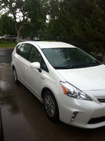 Picture of 2012 Toyota Prius v Two, exterior