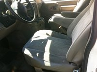 2005 Chevrolet Astro Base picture, interior