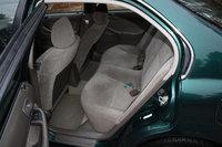 Picture of 2000 Honda Civic LX, interior