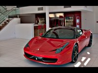 Picture of 2013 Ferrari 458 Italia Convertible, exterior, gallery_worthy