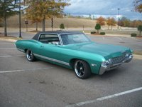 1968 Chevrolet Caprice Overview