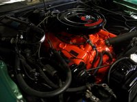 Picture of 1968 Chevrolet Caprice, engine