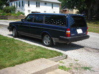 Picture of 1990 Volvo 240 DL Wagon, exterior, gallery_worthy