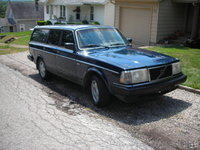 Picture of 1990 Volvo 240 DL Wagon, exterior