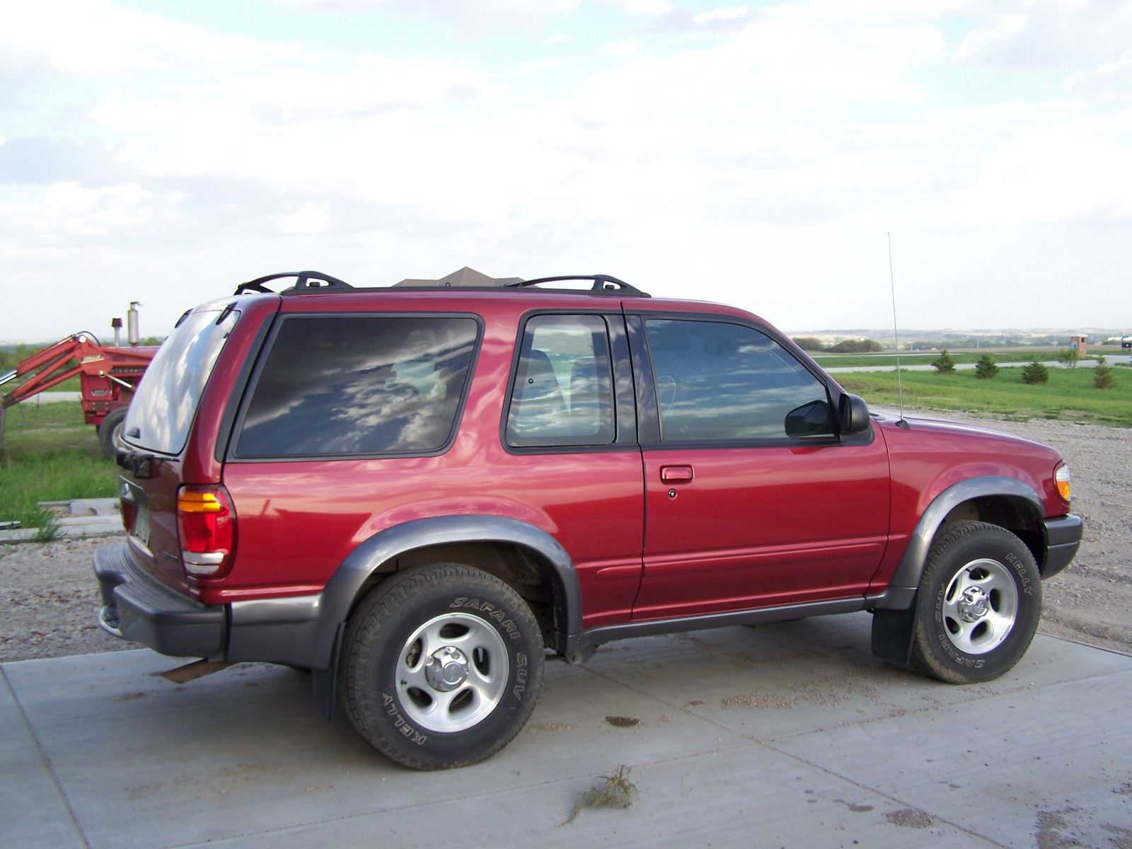 Picture of 2000 ford explorer 2 dr sport exterior