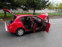 Picture of 2011 Nissan Versa 1.8 SL Hatchback, interior, gallery_worthy