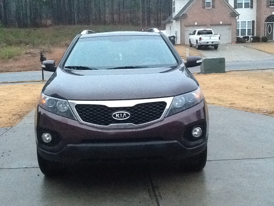 Picture of 2011 Kia Sorento Base, exterior