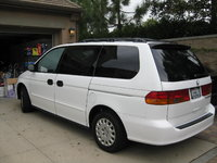 Picture of 2002 Honda Odyssey LX, exterior